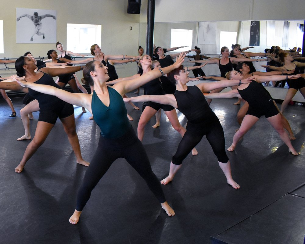 Adult Dance Classes and Summer Dance Programs