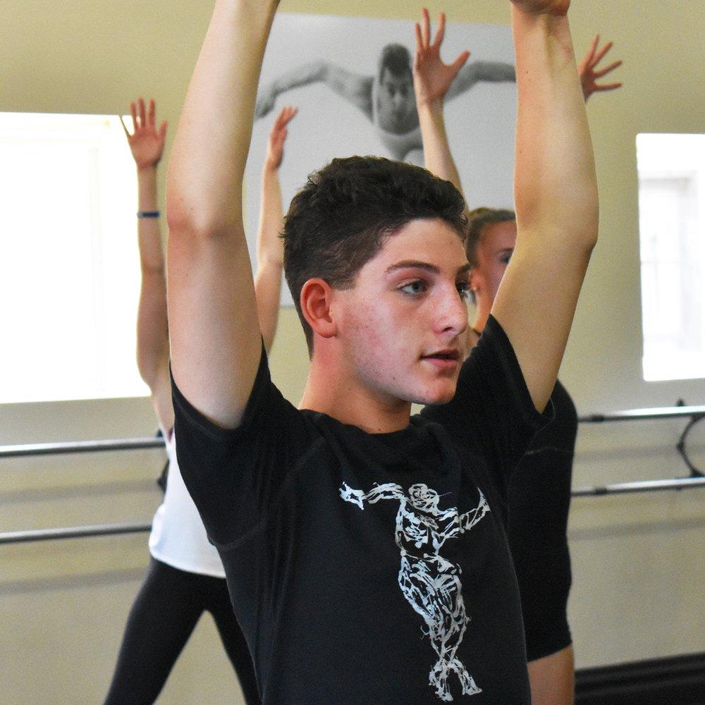Dance Intensives Gus Giordano Dance School