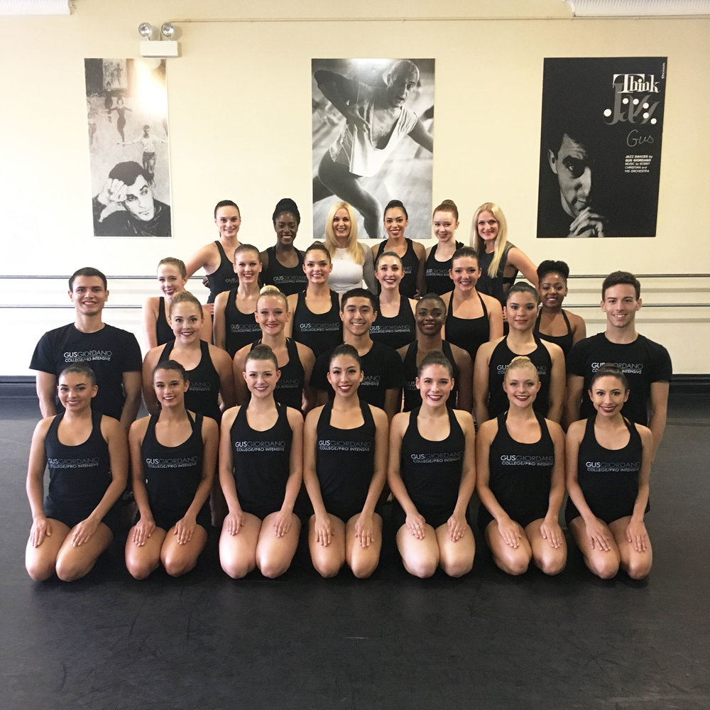 GUS College/Pro Dance Intensive