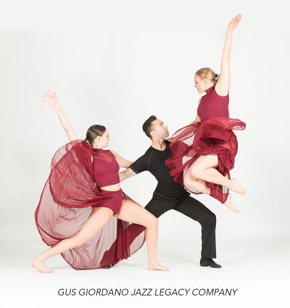 Gus Giordano Jazz Legacy Company
