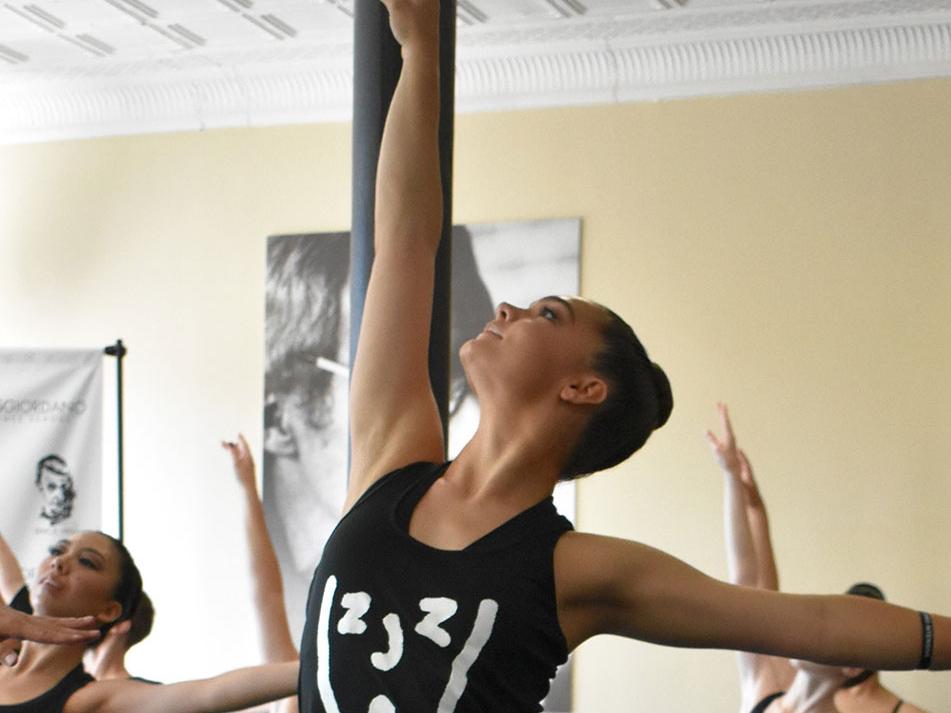 Summer Dance Programs Gus Giordano Dance School