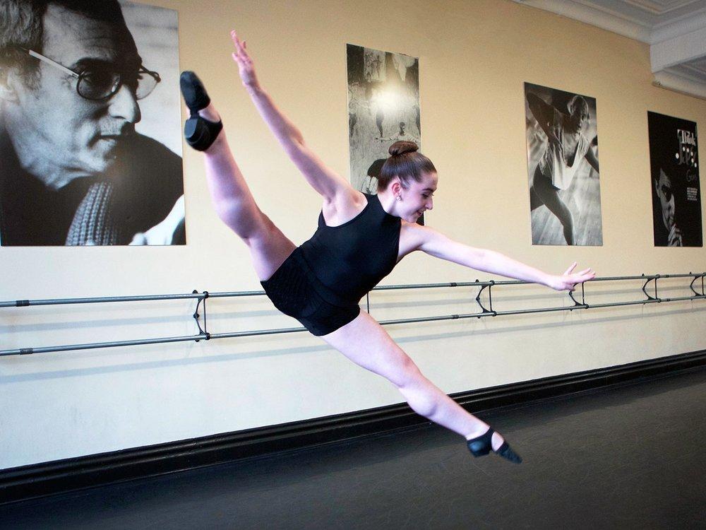 Leaps, Turns, Tricks Dance Intensive