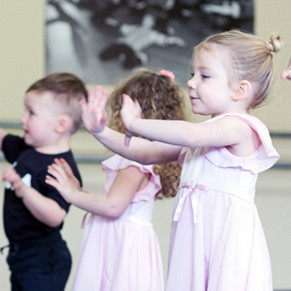 GUS Tiny Tots Dance Camp