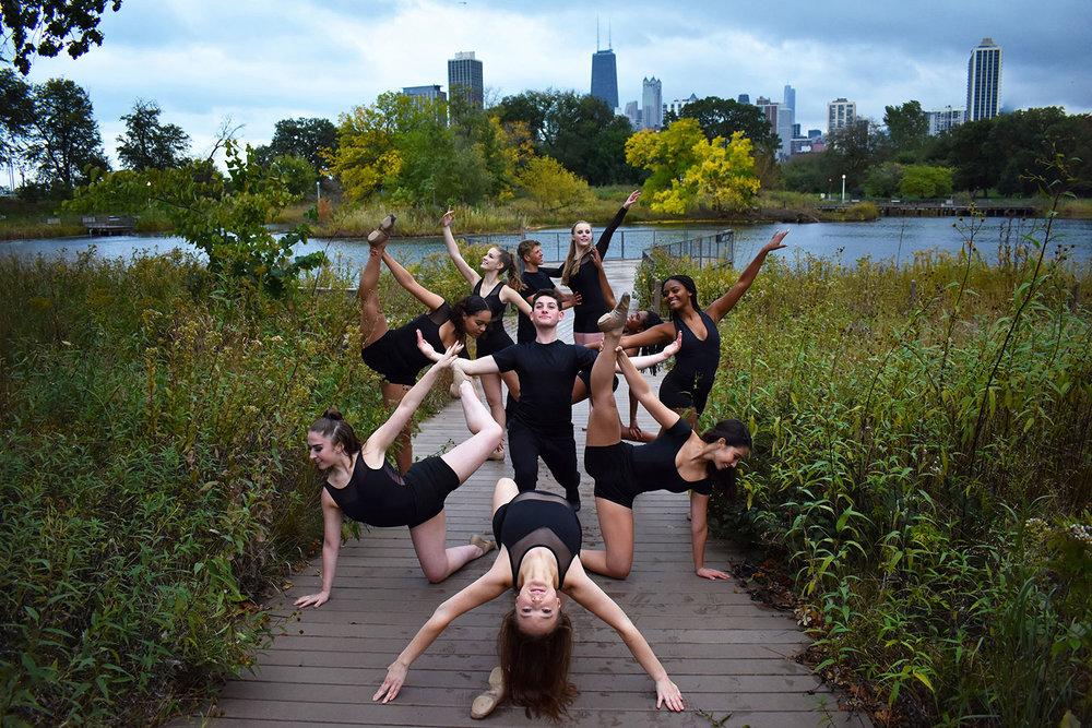 Pre-Professional Dance Company