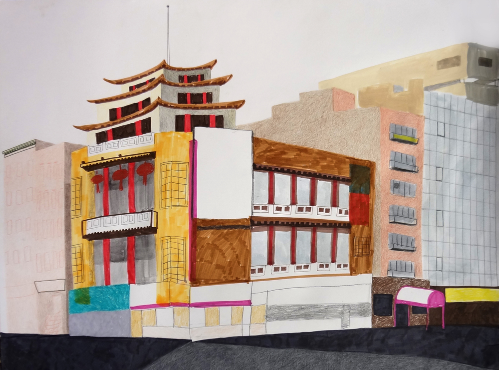 Chinatown Pagoda