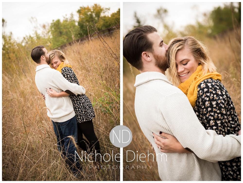 Cedar Falls Engagement Photography Chelsey & Derek 1.jpg