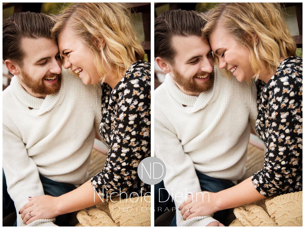 Cedar Falls Engagement Photography Chelsey & Derek 3.jpg