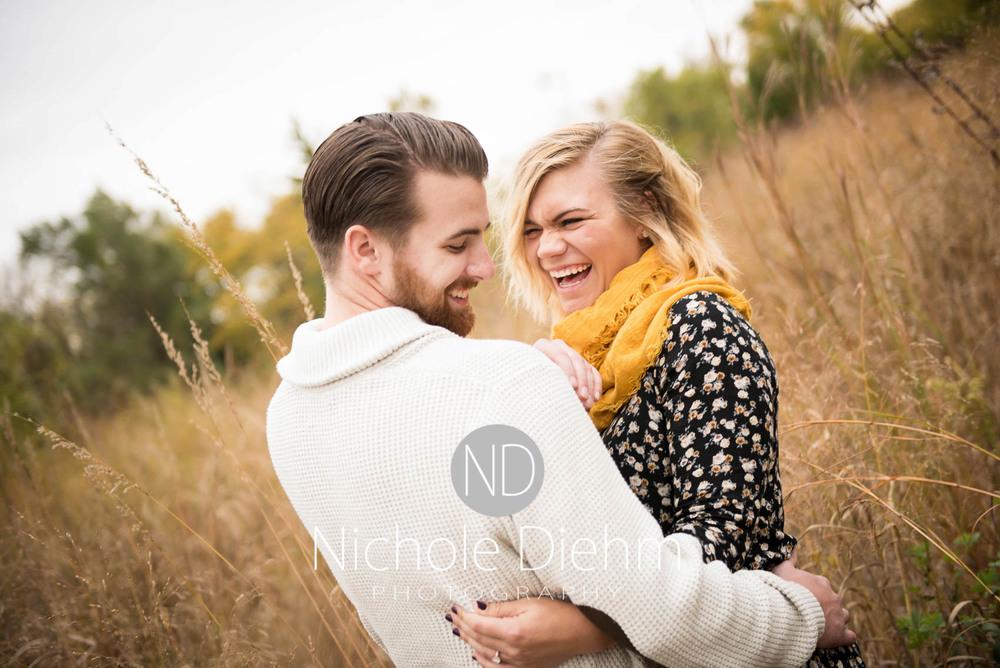 Cedar Falls Engagement Photography Chelsey & Derek-11.jpg