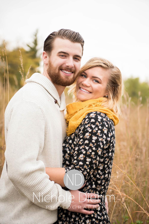Cedar Falls Engagement Photography Chelsey & Derek-24.jpg