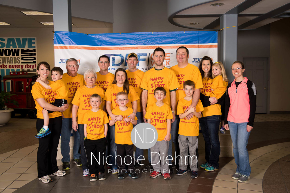 Nichole Diehm Photography JDRF One walk diabetes Crossroads Mall Februrary 2016.jpg