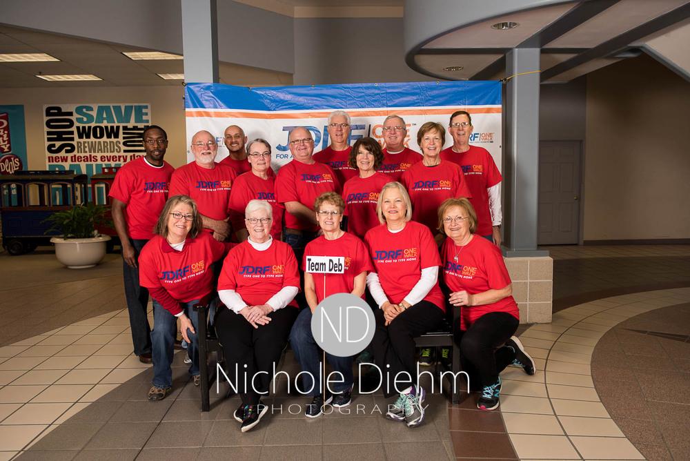 Nichole Diehm Photography JDRF One walk diabetes Crossroads Mall Februrary 2016-2.jpg