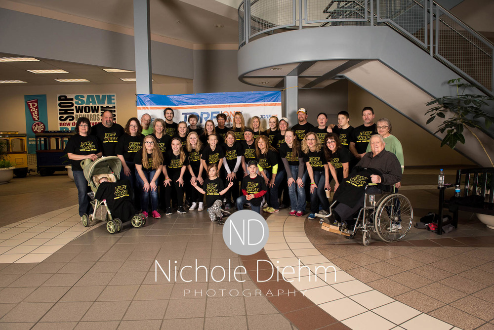 Nichole Diehm Photography JDRF One walk diabetes Crossroads Mall Februrary 2016-5.jpg