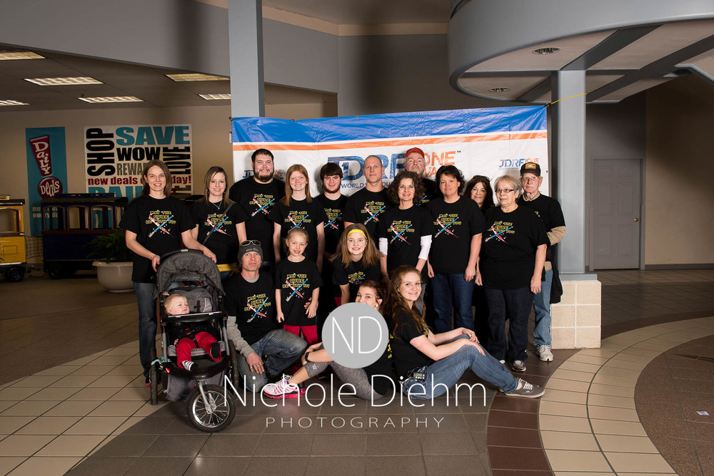 Nichole Diehm Photography JDRF One walk diabetes Crossroads Mall Februrary 2016-8.jpg