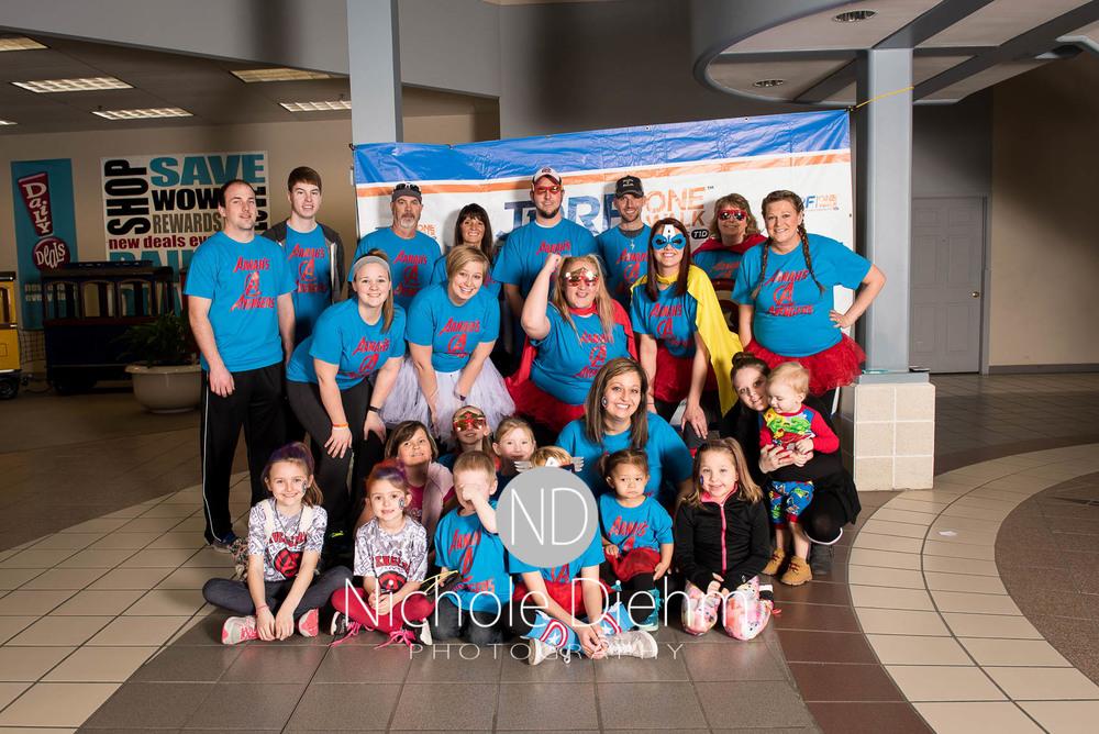 Nichole Diehm Photography JDRF One walk diabetes Crossroads Mall Februrary 2016-9.jpg