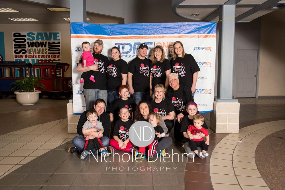 Nichole Diehm Photography JDRF One walk diabetes Crossroads Mall Februrary 2016-11.jpg