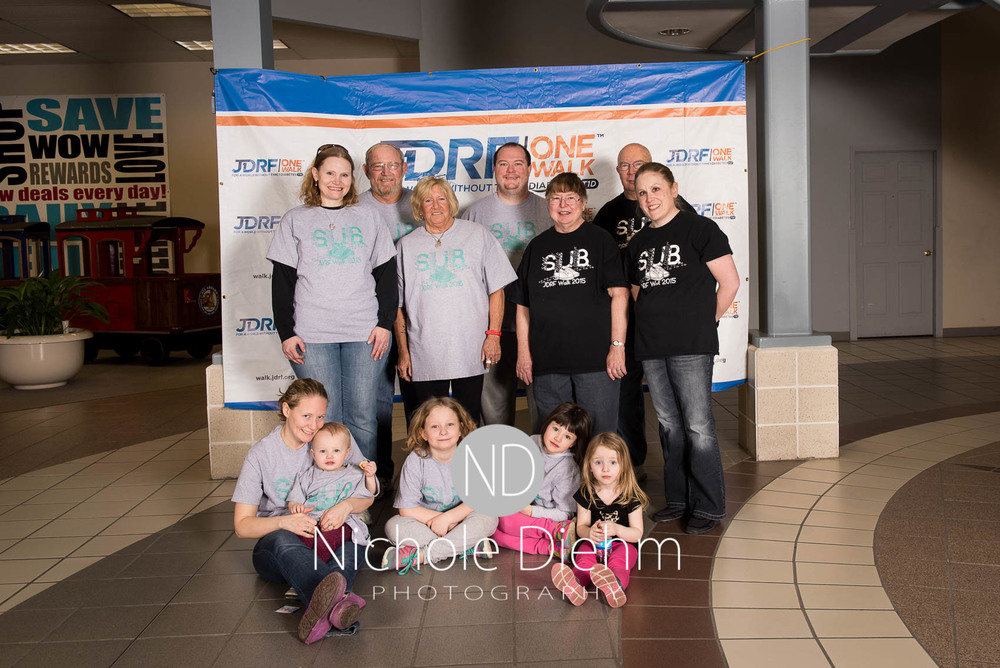 Nichole Diehm Photography JDRF One walk diabetes Crossroads Mall Februrary 2016-12.jpg