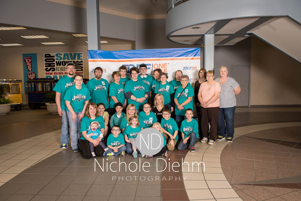 Nichole Diehm Photography JDRF One walk diabetes Crossroads Mall Februrary 2016-13.jpg