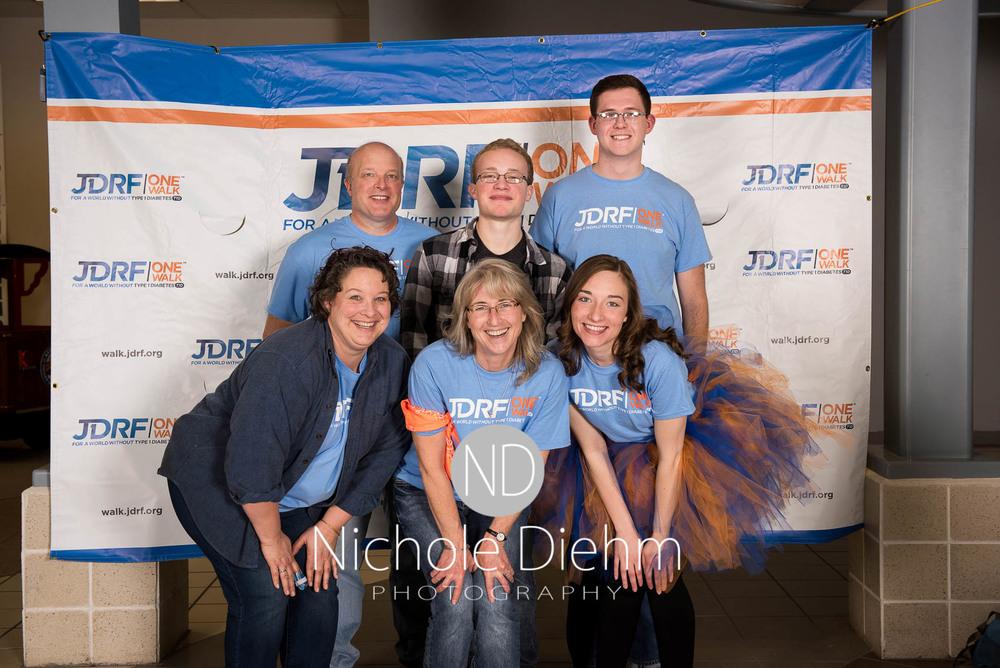 Nichole Diehm Photography JDRF One walk diabetes Crossroads Mall Februrary 2016-17.jpg