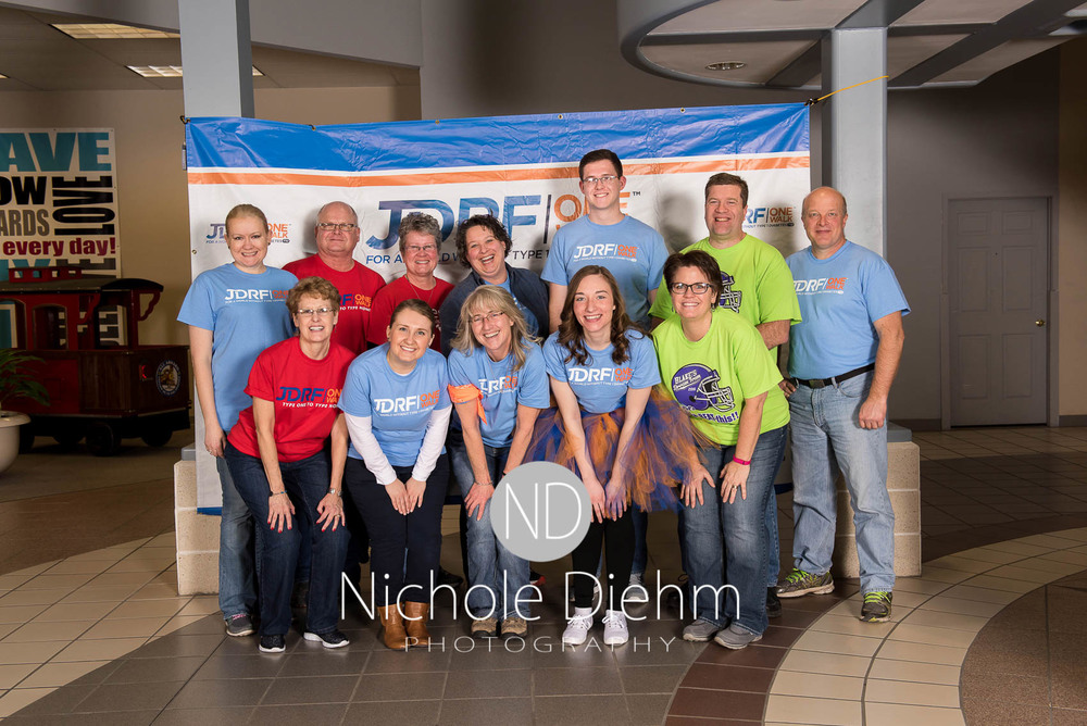 A very special thanks to the planning committee and volunteers who really help make events like this happen. This is truly an amazing group of people, both inside and out.