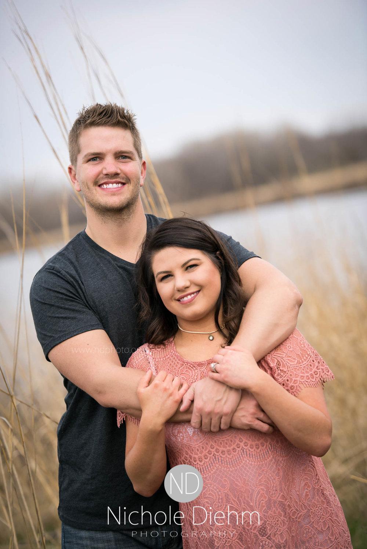 Cedar-Falls-Waterloo-Wedding-Engagement-Photographer-Nichole-Diehm-Photography-Big Woods--2.jpg