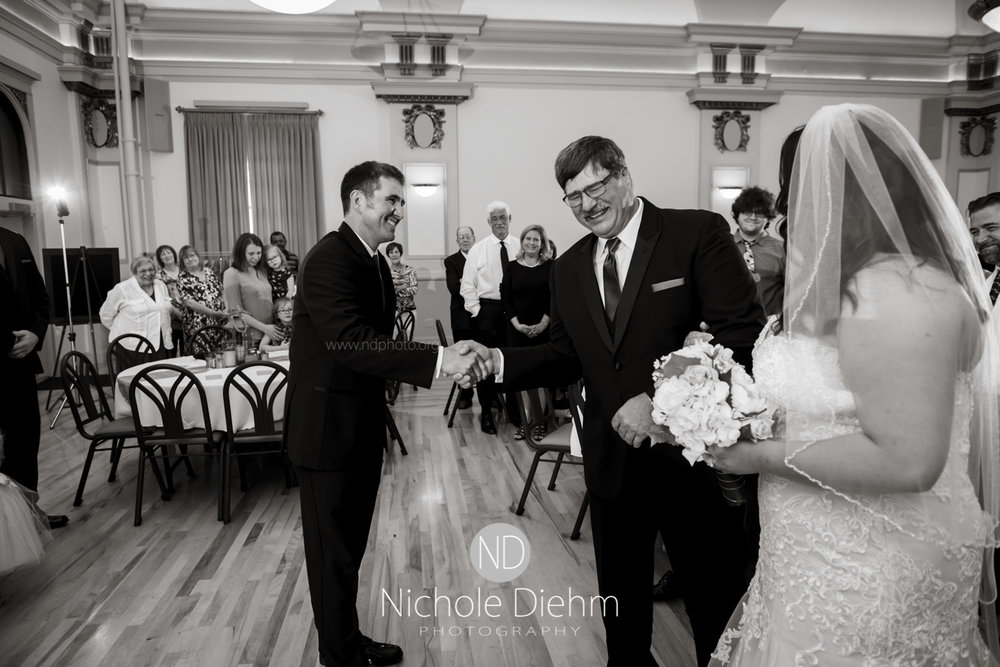 Darren & Lauren Cedar Falls Waterloo Iowa Wedding photography MOD Brown Derby-143.jpg