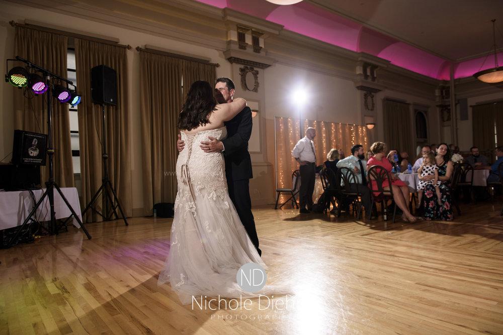 Darren & Lauren Cedar Falls Waterloo Iowa Wedding photography MOD Brown Derby-173.jpg