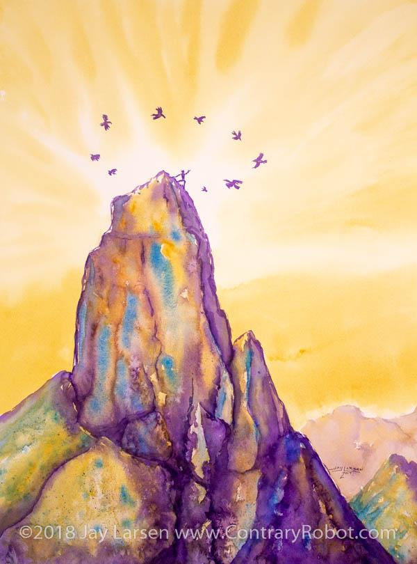 Bird Circle Peak