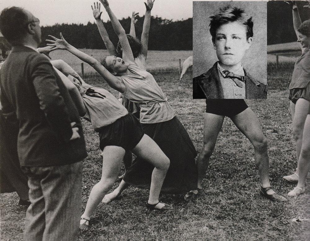 Rimbaud superstar, 2015