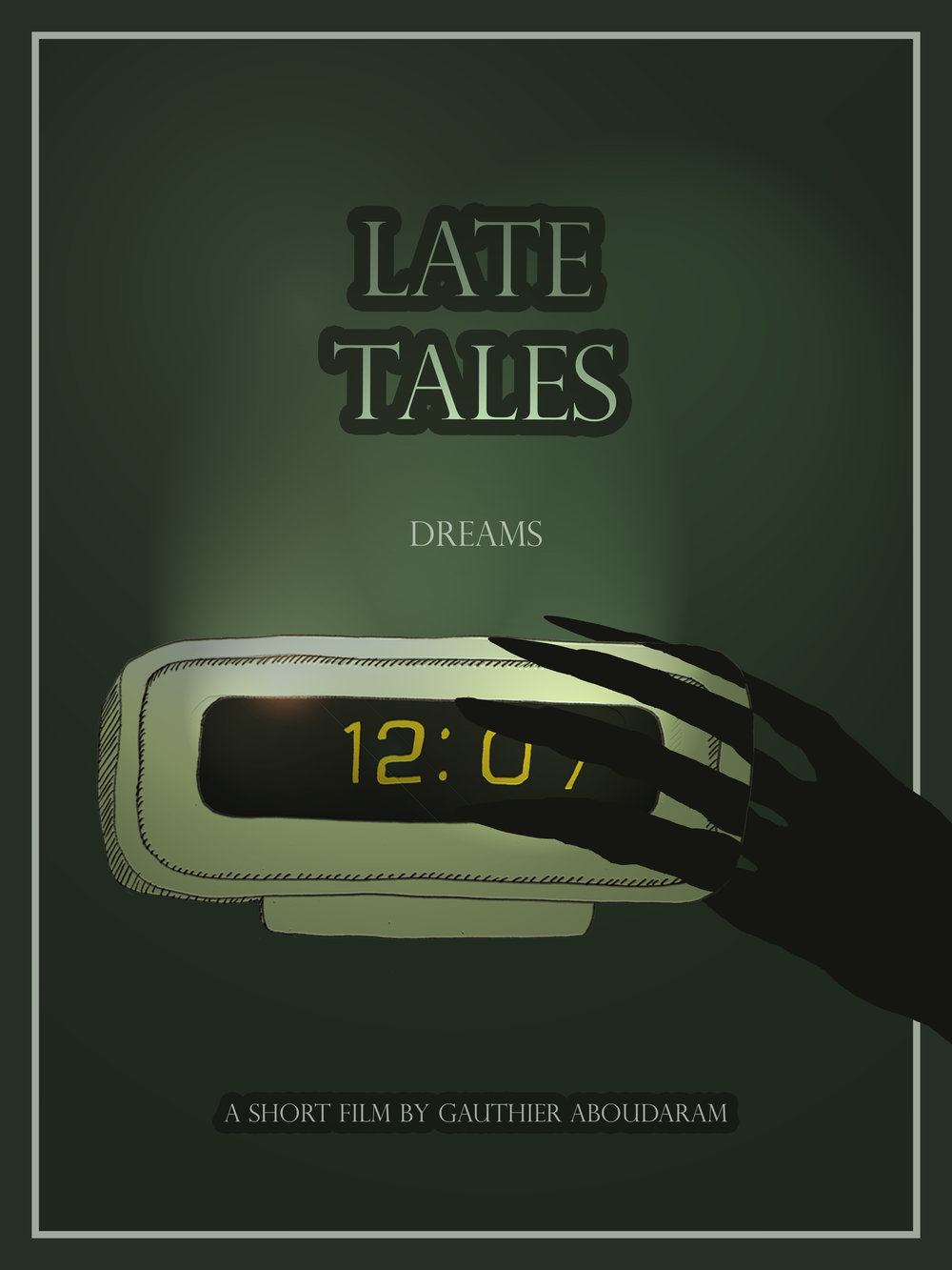 Late Tales Poster 1/4