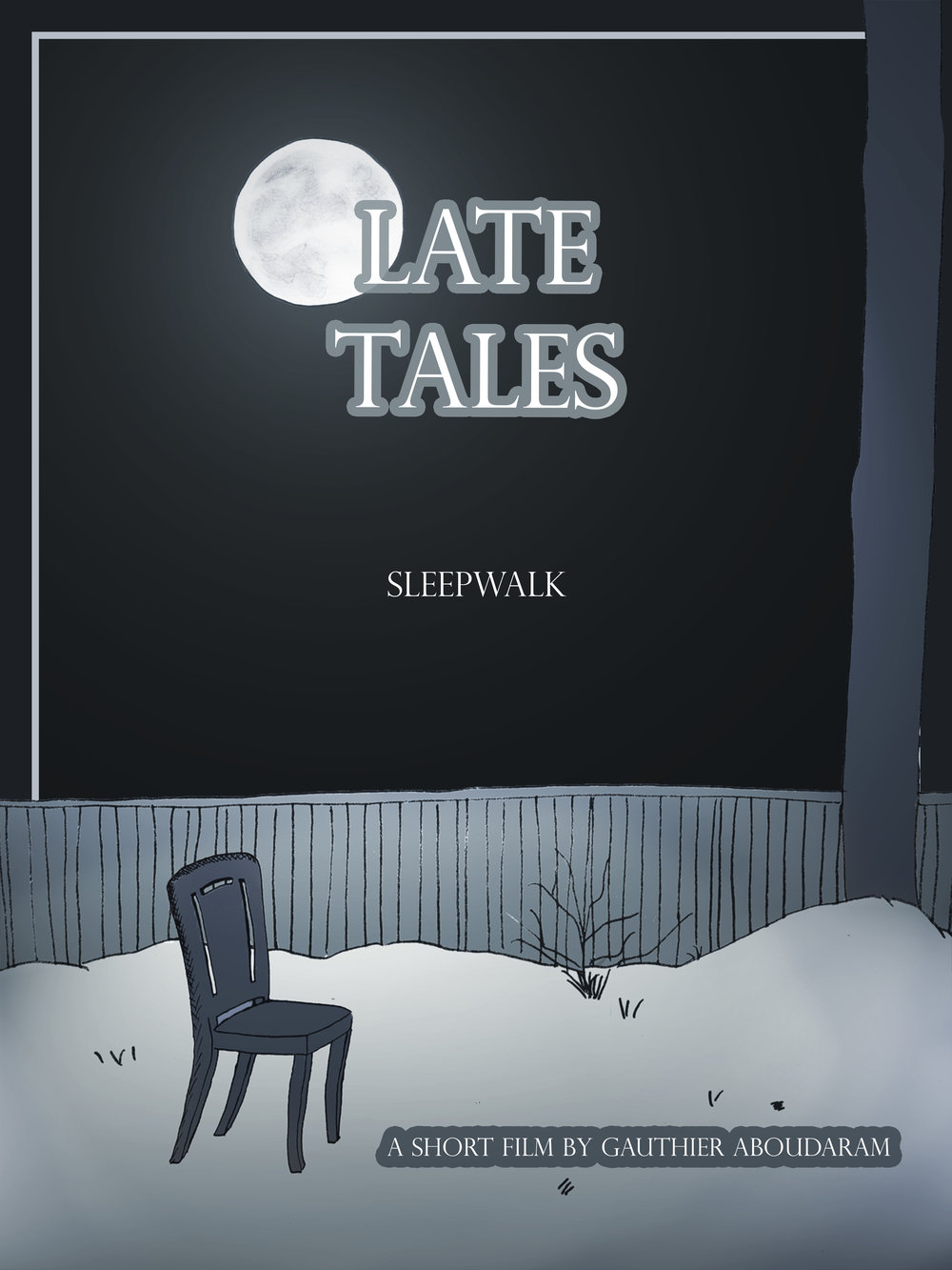 Late Tales Poster 4/4