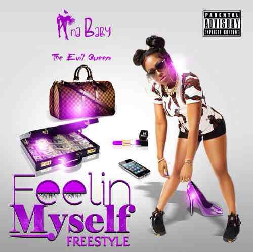 """ANA BABY """"Feelin Myself""""  Freestyle     https://m.soundcloud.com/therealanababy/ana-baby-feelin-myself  Follow - http://therealanababy.com"""