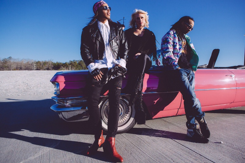 """The hip-hop/pop/rock group Edubb was recently featured in theFrance Young Money Cash Money Billionaires (YMCMB) Lil Wayne Fan Blog with their latest and first single """"Let The Good Times Roll"""" together with their official new member Ring.The group was the creator of the viral video """"Whooty""""."""