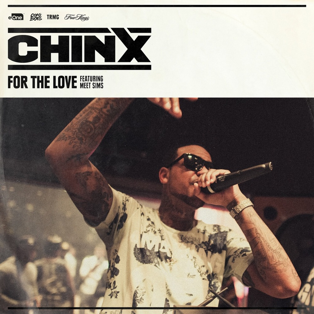 "Chinx ft. Meet Sims "" For The Love "" the newest released single of entertainment One. Even long after the murder of CHINX his music is still live and fan favorites! His sophomore album "" Legends Never Die "" is set to release June 3th of this year.  This collaboration has hit the music scene before but this time was the last time, and fans are waiting but not patiently for this album! Still a lot of love for CHINX out here and he won't soon be forgotten!"