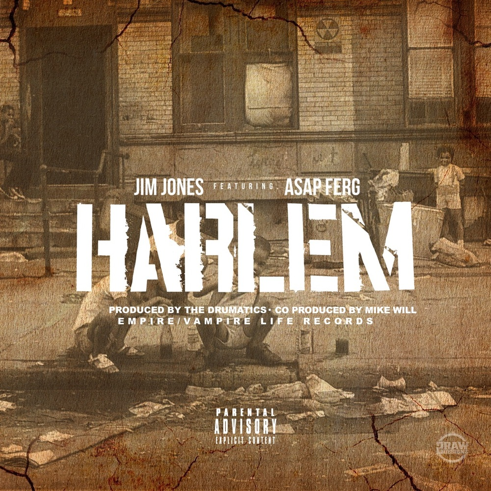 "Jim Jones ft ASAP Ferg - ""Harlem"""