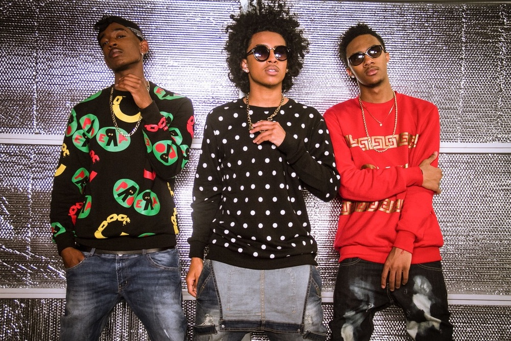 Mindless Behavior  '#IWANTDAT  feat. Problem & Bad Lucc'
