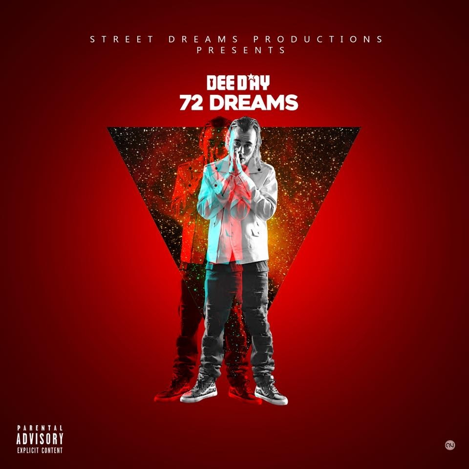 72 Dreams is my first official album its available on  Itunes , Google Play , Datpiff , LiveMixtapes  &  MyMixtapes  app. I have a music video out for all the songs on the album, besides two but they will be out shortly.    DeeDay504.com Twitter @ DeeDay504.com Instagram @ DeeDay504