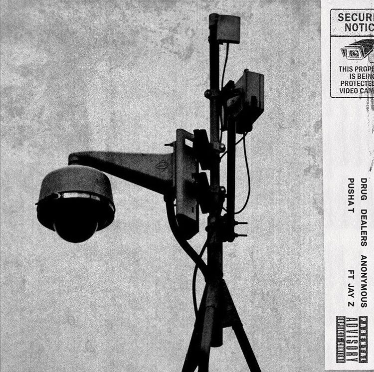 Pusha T Feat. Jay Z - Drug Dealers Anonymous on  Tidal
