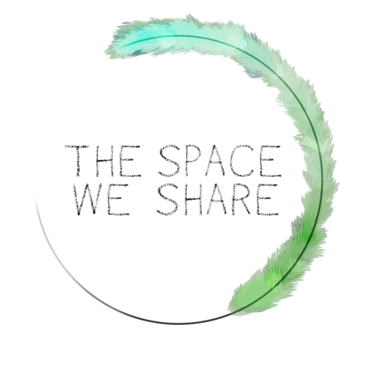 the space we share