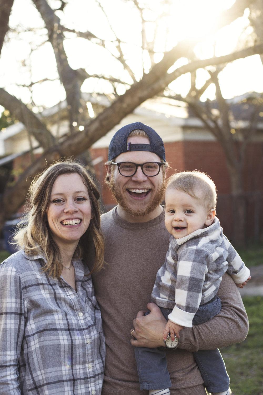 Alyssa, Matt, & Cyrus