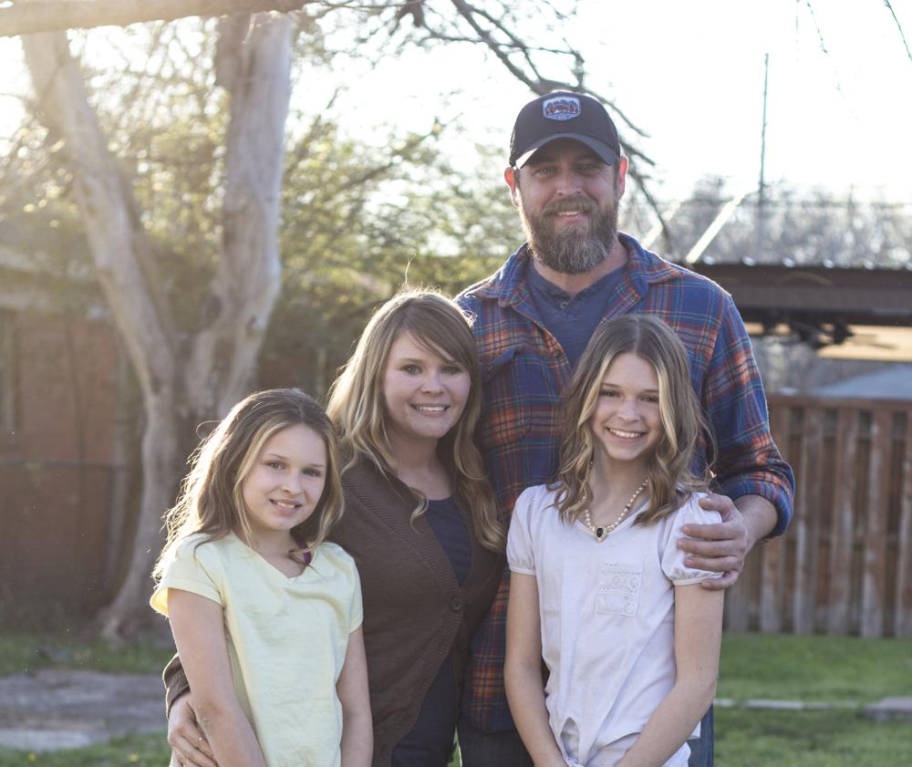 Amber, Toby, Sophia & Izzie