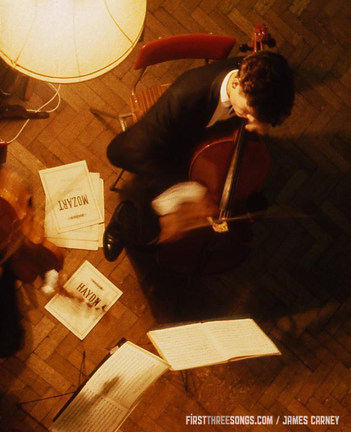 String quartet, Cambridge