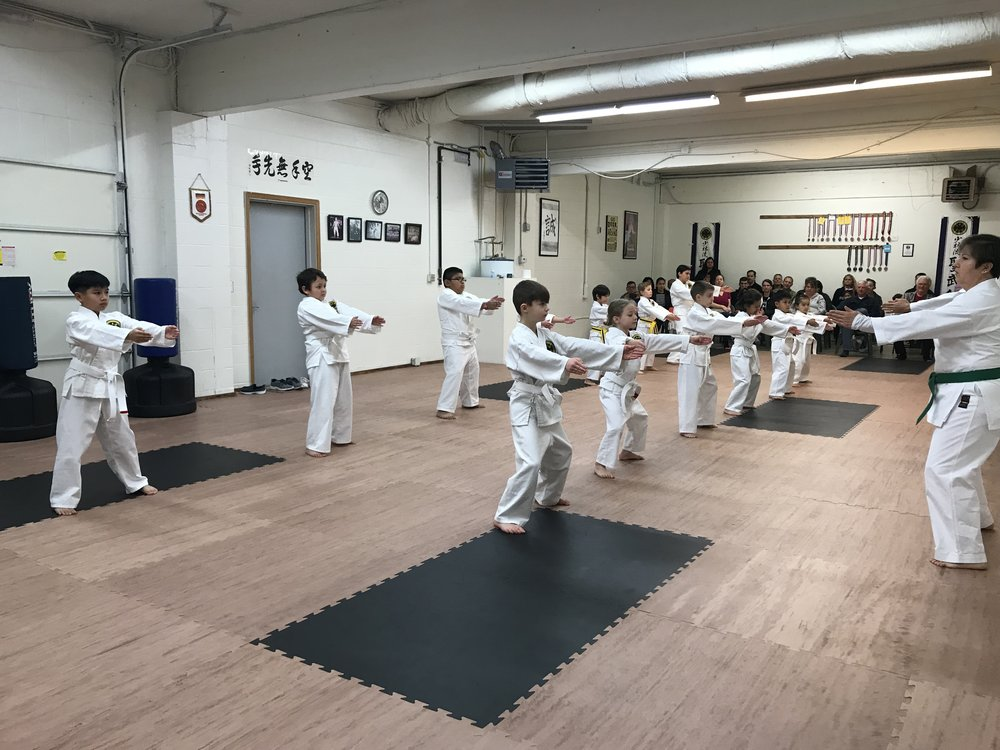 "Fucus - They focus on individual growth, not on team competition. Many kids with learning and attention issues struggle with the pressure of having to compete with other kids. So traditional sports may not appeal to them. But in martial arts, the focus is on self-improvement. There's no ""letting down the team."""