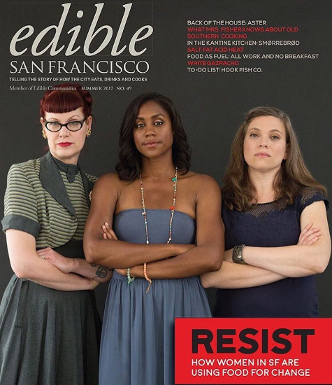 EDIBLE SF: How to Resist