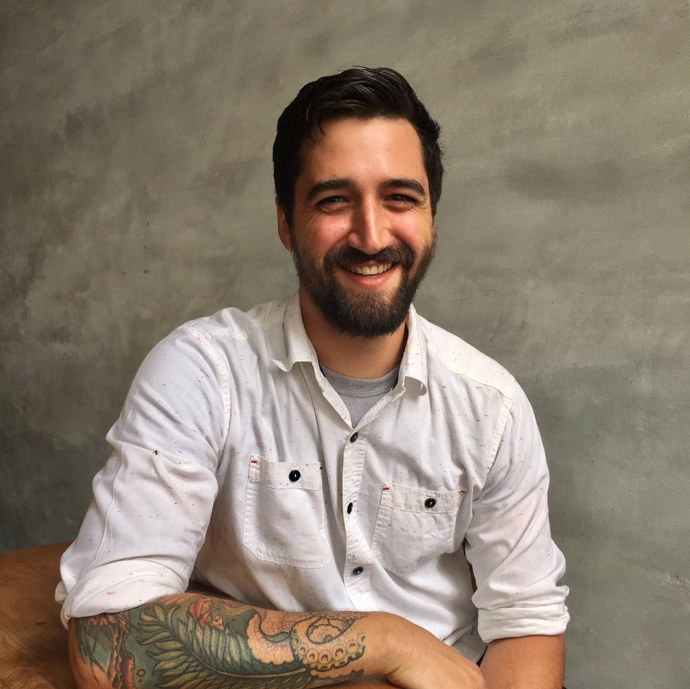 Michael Andreatta, joining Anthony as co-chef of The Perennial.