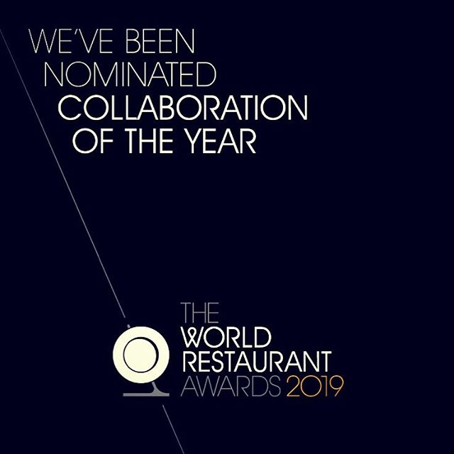 Delighted, proud, and excited to share that our work developing perennial grain recipes using #Kernza from @thelandinstitute has been recognized by @worldrestawards, a new celebration of all the ways restaurants can be great. Looking forward to the ceremony in February!