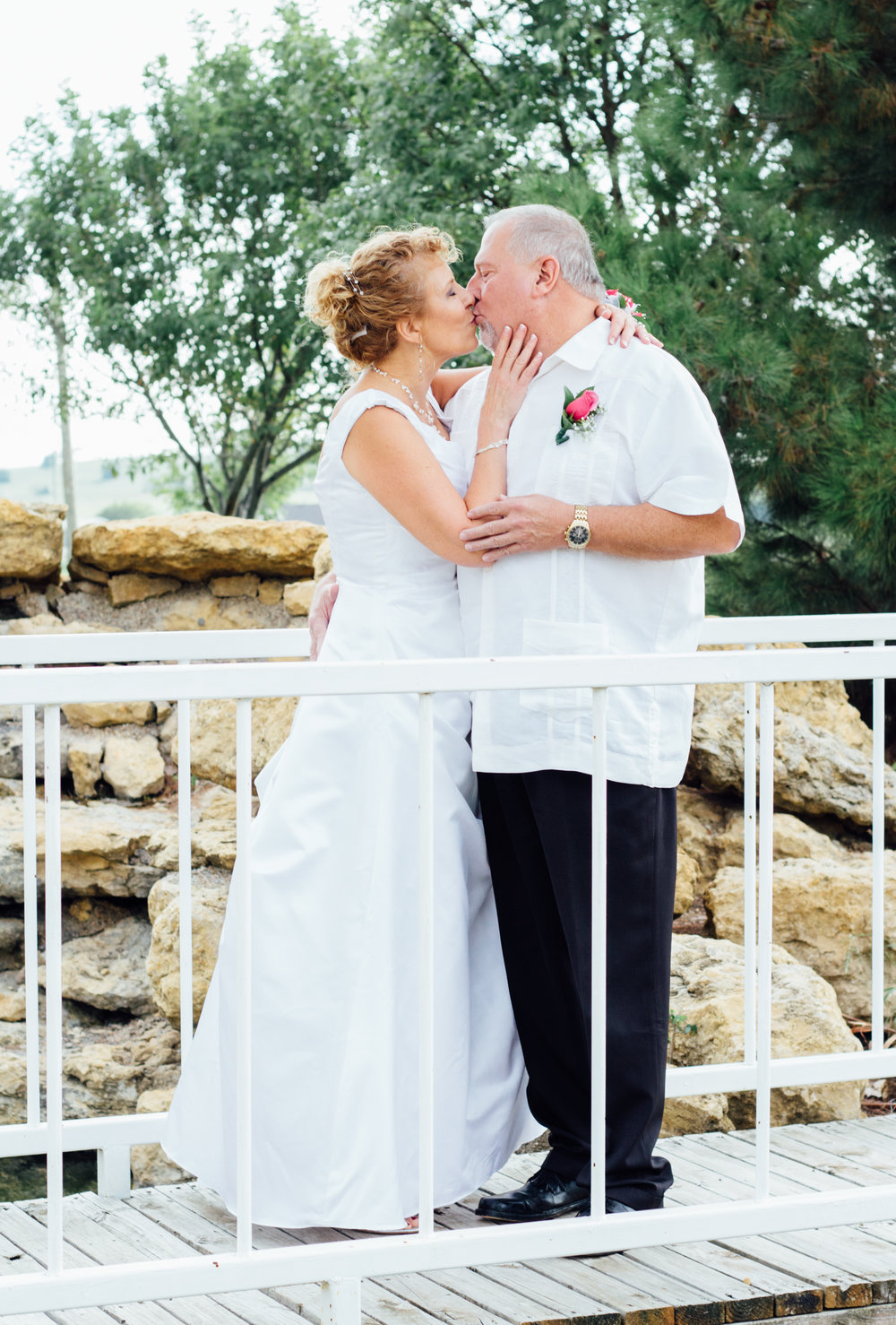 Louise Henry Wedding