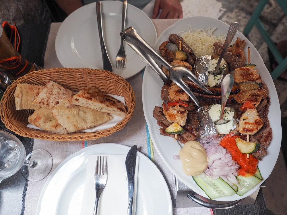 best restaurants in dubrovnik, croatia 02