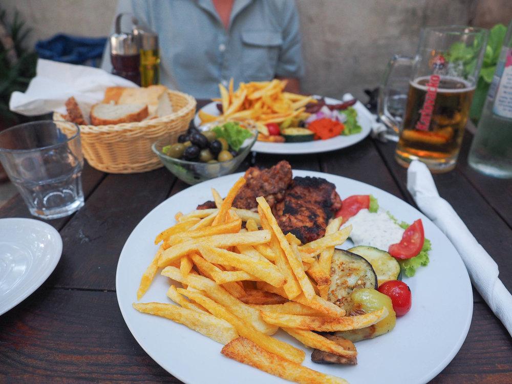 best restaurants in dubrovnik, croatia 04