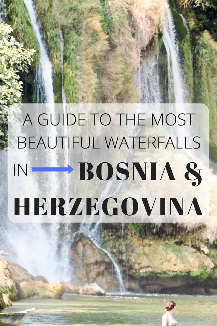 Day Trip from Dubrovnik: Kravice Waterfalls in Bosnia & Herzegovina