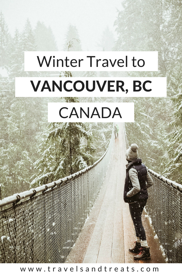 Winter in Vancouver, Canada: Four Days in Vancouver